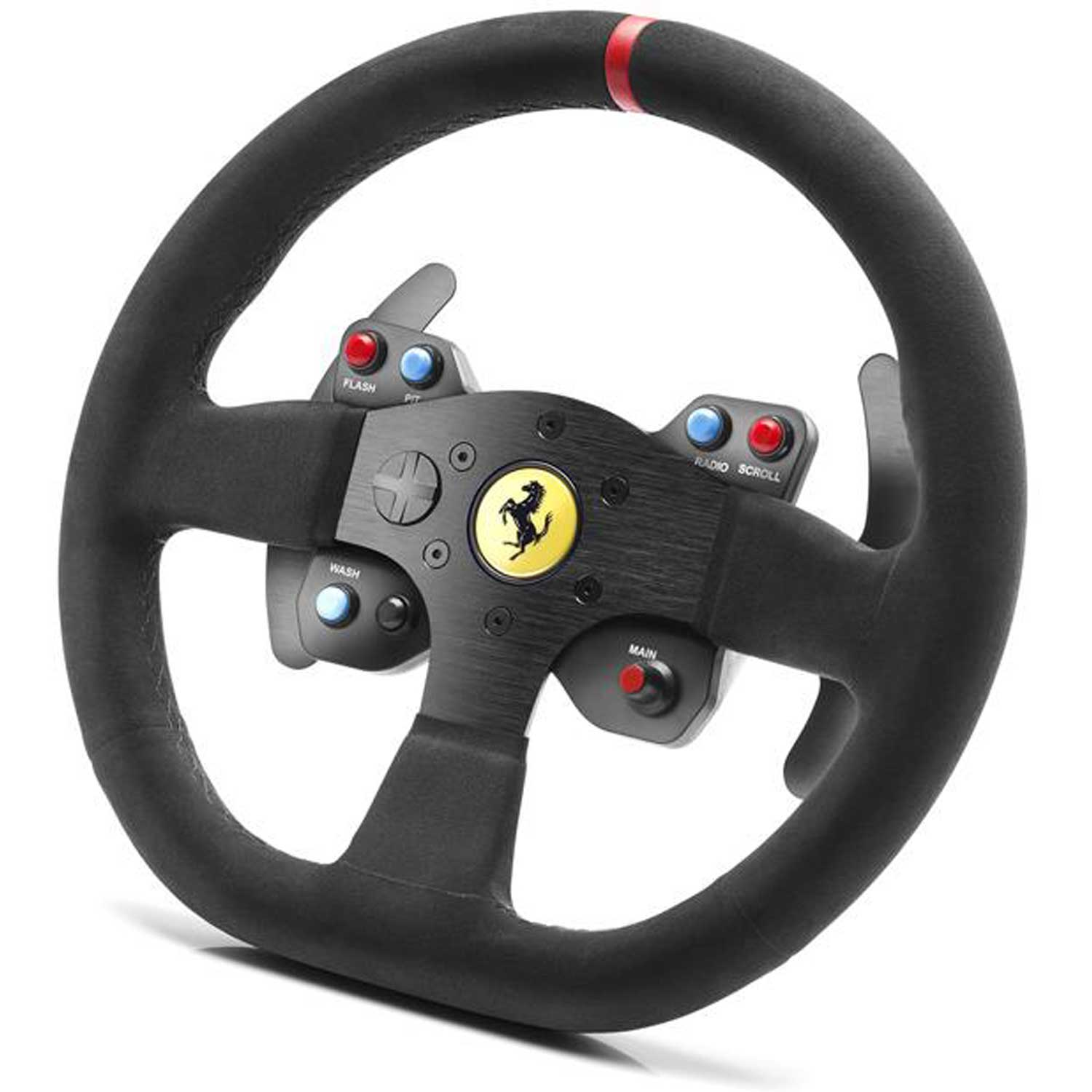 ThrustMaster 599XX EVO 30 Wheel Add-On Alcantara - Périphérique de jeu - 0