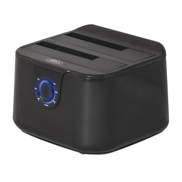 Advance Dual Dock Clone USB 3.0 (BX-3003U32) - Achat / Vente Boîtier externe sur Cybertek.fr - 0