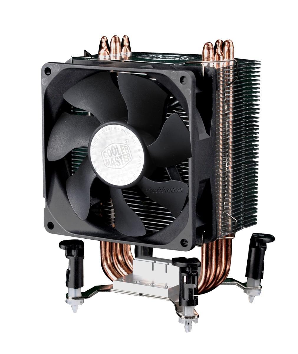 Cooler Master Hyper TX3 Evo RR-TX3E-22PK-R1 (RR-TX3E-22PK-R1) - Achat / Vente Ventilateur sur Cybertek.fr - 0