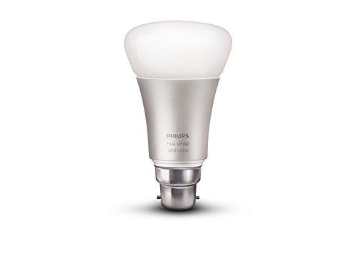 Philips HUE - Ampoule LED 10W A60 B22 (929001257402) - Achat / Vente Objet connecté / Domotique sur Cybertek.fr - 0