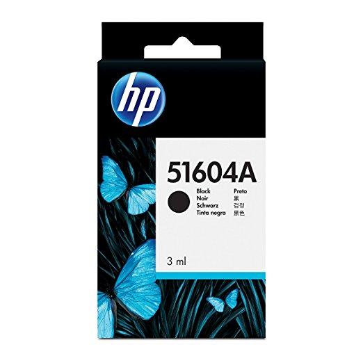 Cartouche 51604A (lecteur cheque) pour imprimante Jet d'encre HP - 0