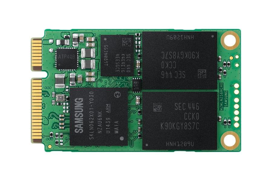 Samsung 120Go SSD mSATA (MZ-M5E120BW) - Achat / Vente Disque SSD sur Cybertek.fr - 0