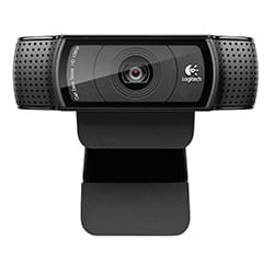 image produit Logitech HD Pro WebCam C920 Refresh Cybertek