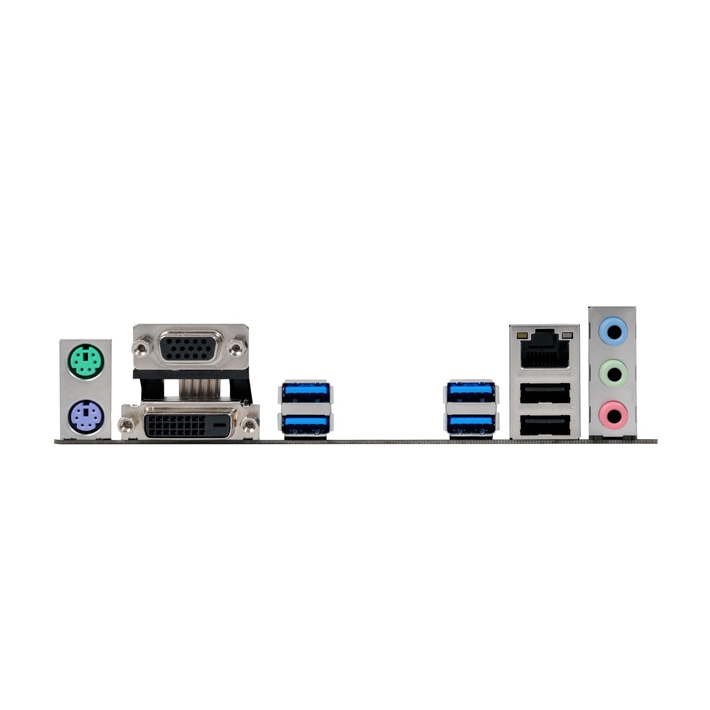 Asus PRIME B250M-K Micro-ATX DDR4 - Carte mère Asus - Cybertek.fr - 1