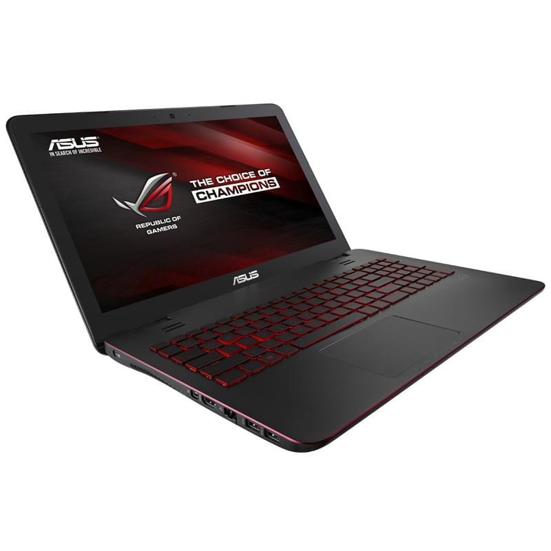 Asus G551JW-DM235H (90NB08B2-M02900) - Achat / Vente PC Portable sur Cybertek.fr - 0