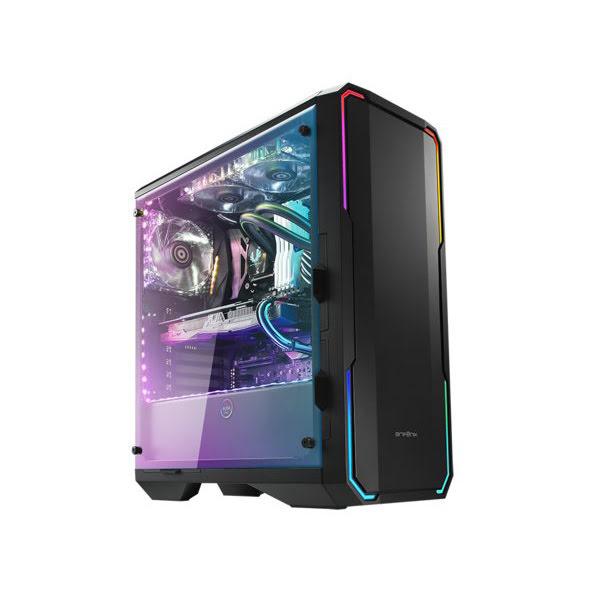 BitFenix GT/sans alim./E-ATX/RGB Noir - Boîtier PC BitFenix - 0