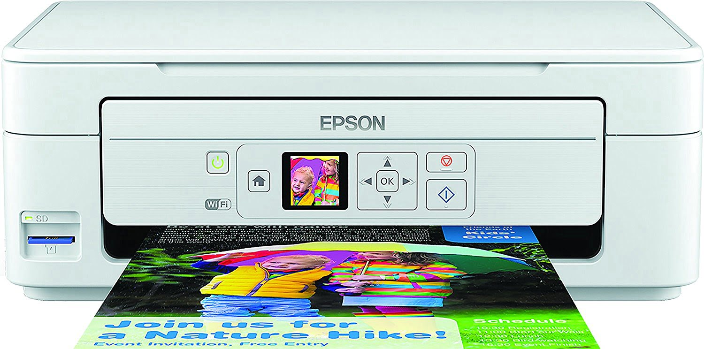 Epson Expression Home XP-345 - Blanc (C11CF31404) - Achat / Vente Imprimante multifonction sur Cybertek.fr - 0
