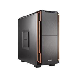Be Quiet! Boîtier PC Silent Base 600 Orange - MT/Sans Alim/ATX/USB3.0 Cybertek