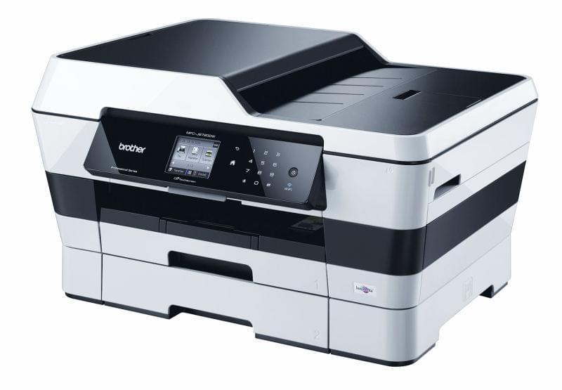 Brother MFC-J6720DW (MFCJ6720DWF1) - Achat / Vente Imprimante multifonction sur Cybertek.fr - 0