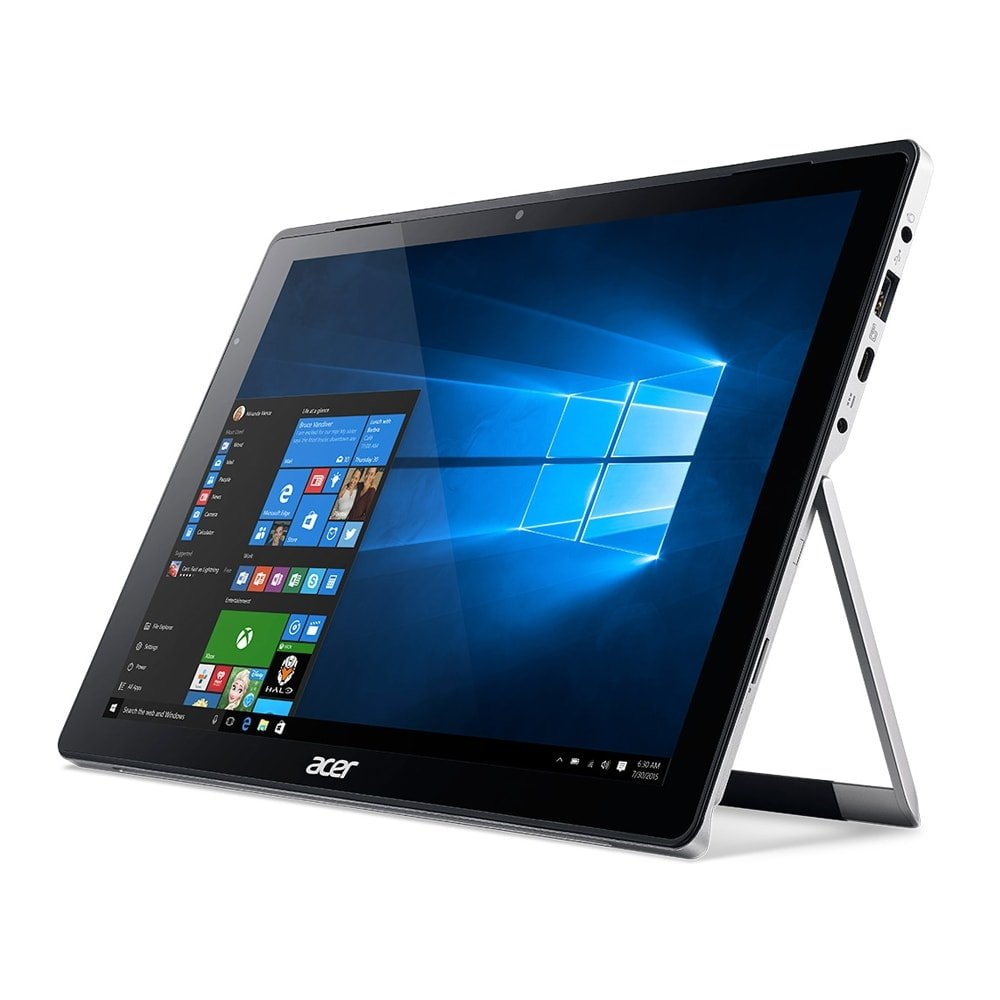 Acer Switch 12 SA5-271-39UP (NT.GDQEF.012) - Achat / Vente Tablette tactile sur Cybertek.fr - 2
