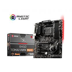 image produit MSI B450 TOMAHAWK MAX II - B450/AM4/ATX Cybertek