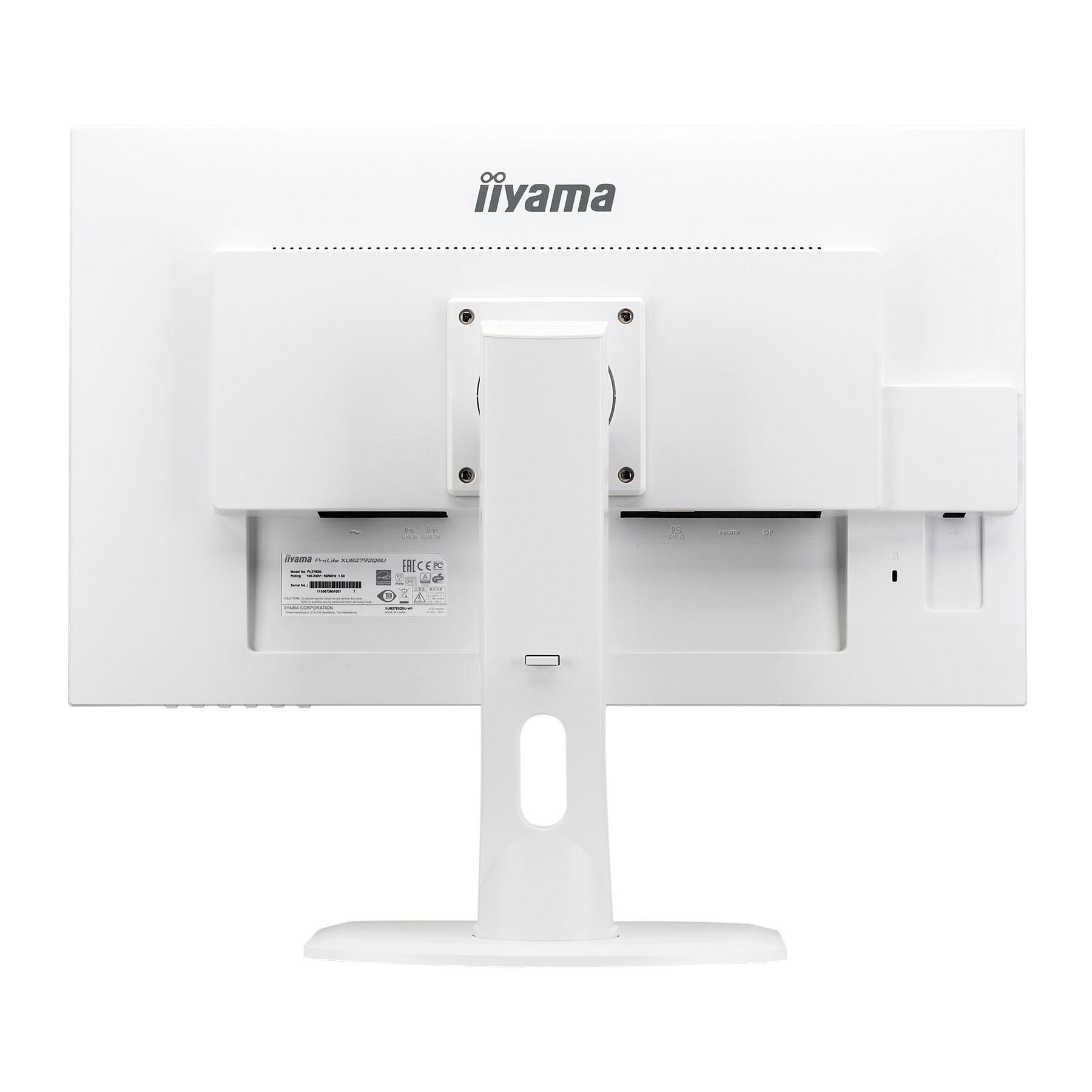 """Iiyama 27""""  XUB2792QSU-W1 - Ecran PC Iiyama - Cybertek.fr - 4"""