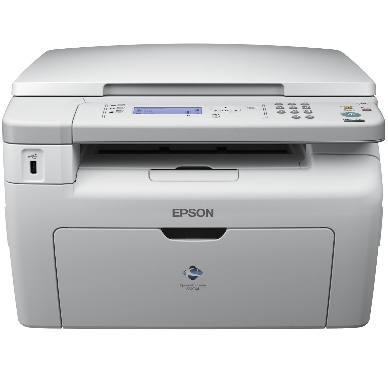 Epson AcuLaser MX14 (C11CB77051) - Achat / Vente Imprimante Multifonction sur Cybertek.fr - 0