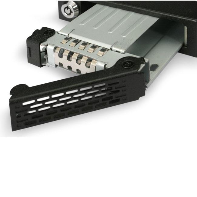 """Icy Dock EZ-Slide Mini Cage disque SAS 2.5"""" - MB991TRAY-B (MB991TRAY-B) - Achat / Vente Accessoire Boîtier sur Cybertek.fr - 2"""