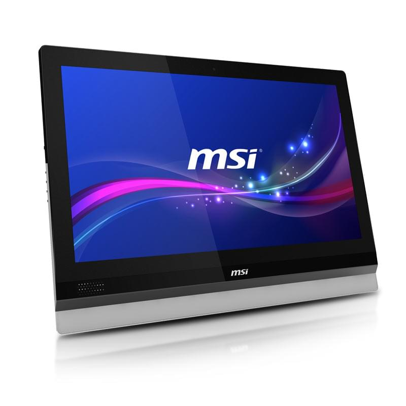 MSI ADORA24 2M-099EU (9S6-AE6313-099) - Achat / Vente All-In-One PC sur Cybertek.fr - 0