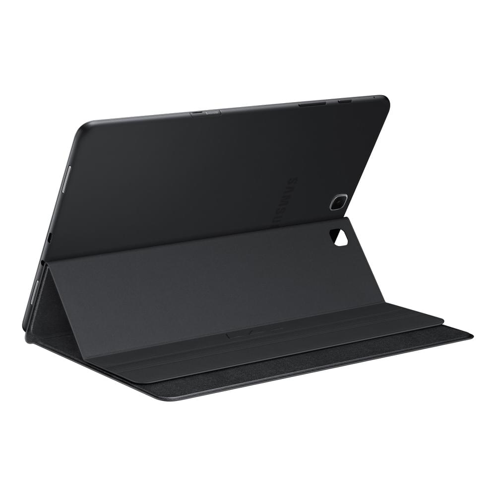 "Book Cover noir EF-BT550P pour Galaxy Tab A 9.7"" - 0"