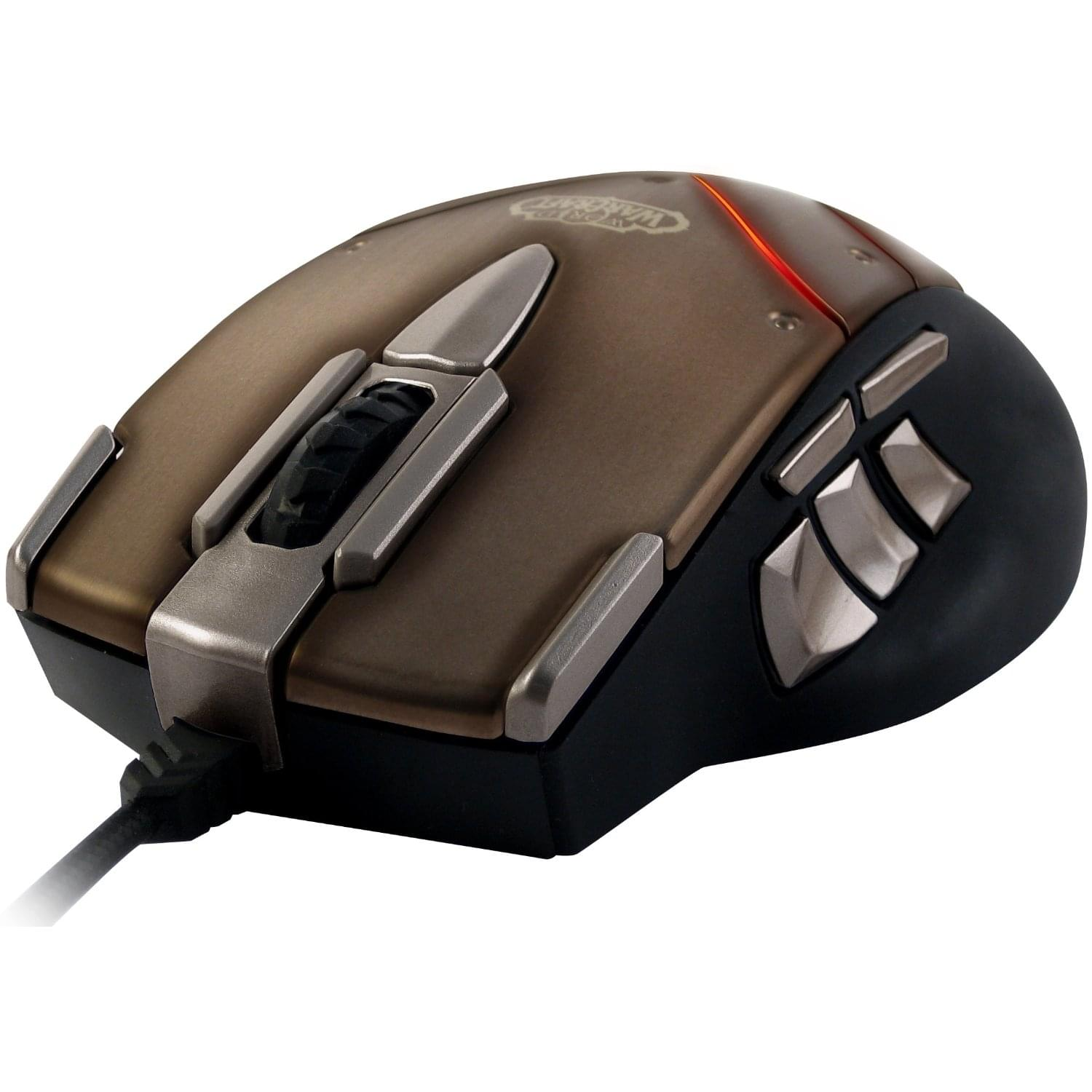 Steelseries World of Warcraft Cataclysm (82090) - Achat / Vente Souris PC sur Cybertek.fr - 0