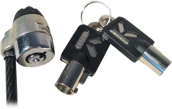 Câble de sécurité Microsaver Antivol à clé - Kensington - 0