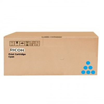 Toner Cyan SPC252 4000p. - 407532 pour imprimante Laser Ricoh - 0