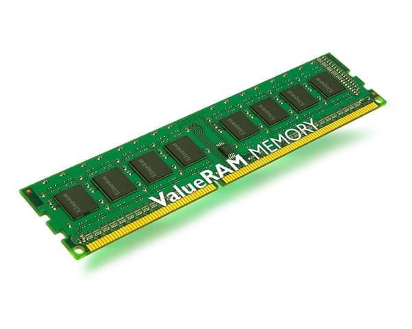 Kingston 2Go DDR3-1333 PC10666 KVR1333D3S8N9/2G  2Go DDR3 1333MHz - Mémoire PC - 0
