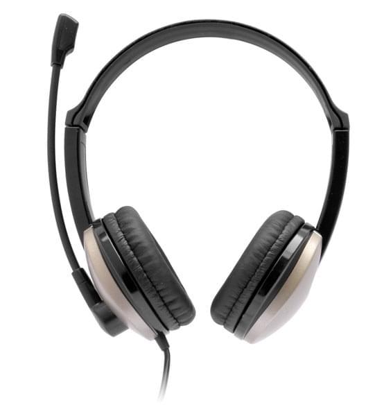 Bluestork MC200 Stereo Noir - Micro-casque - Cybertek.fr - 0