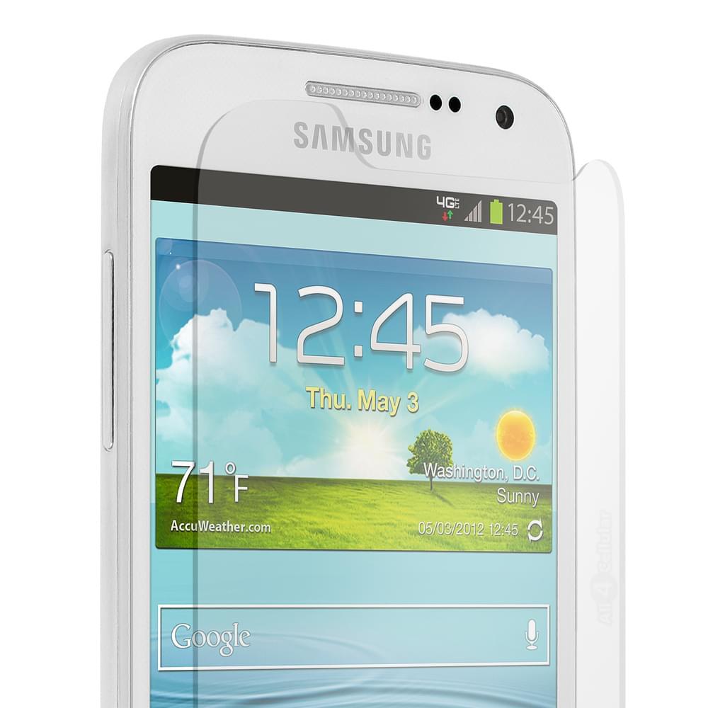 No Name film de protection temperred Samsung S4 Mini (GLASSSAMS4MINI (soldé)) - Achat / Vente Accessoire téléphonie sur Cybertek.fr - 0