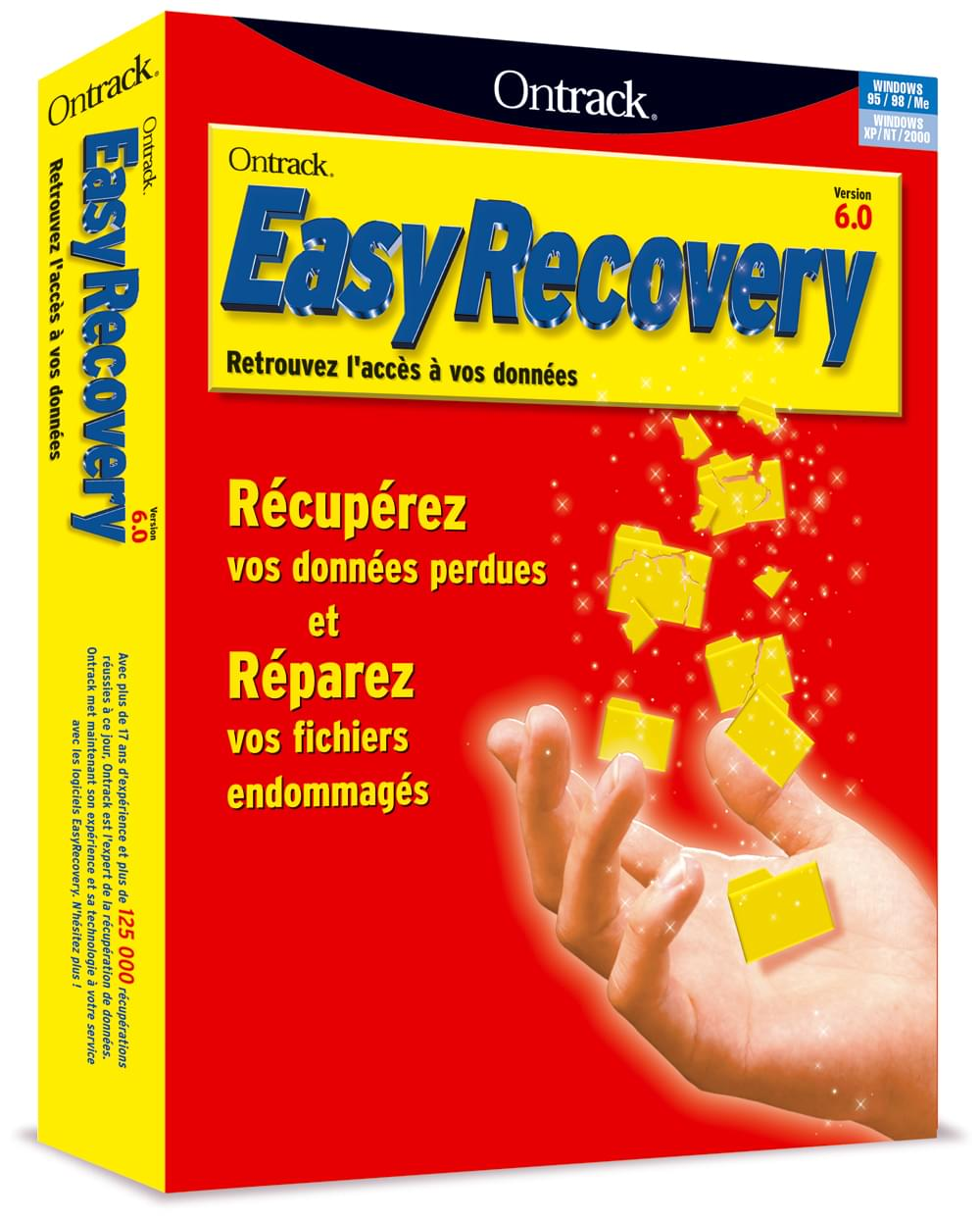 Ontrack Easy Recovery 6 Data Recovery - Logiciel application - 0