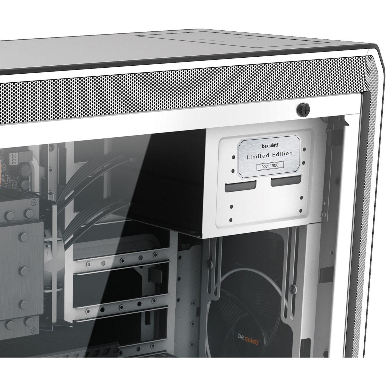 Be Quiet! GT/Sans Alim/E-ATX Blanc - Boîtier PC Be Quiet! - 4