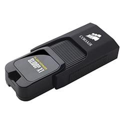 Corsair Clé USB Clé 64Go Flash Voyager Slider USB3.0 CMFSL3X1-64GB Cybertek