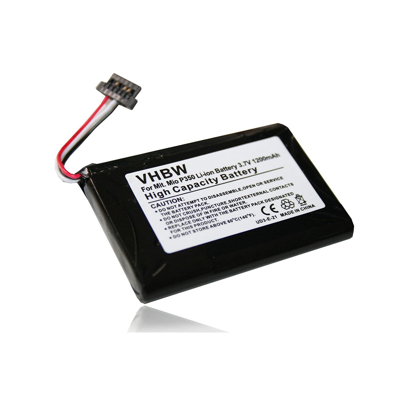 Batterie Li-Ion 3,7v 1200mAh - OW-PA2456 - Cybertek.fr - 0