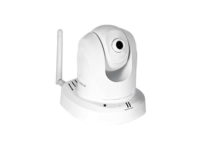 TrendNet TV-IP851WC - Cloud/Wifi/Audio/Pan - Caméra / Webcam - 0