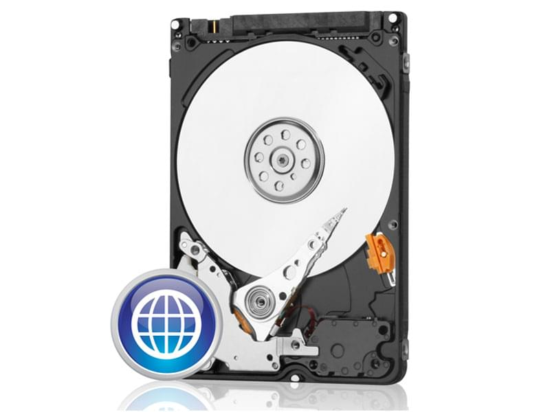 "WD WD10JPVX 1 To 5400 tr/min - Disque dur interne 2.5"" - 0"