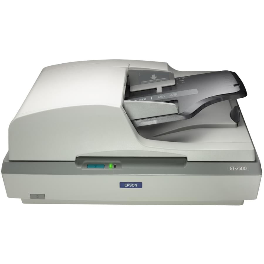 Epson GT 2500N (B11B181021BT) - Achat / Vente Scanner sur Cybertek.fr - 0