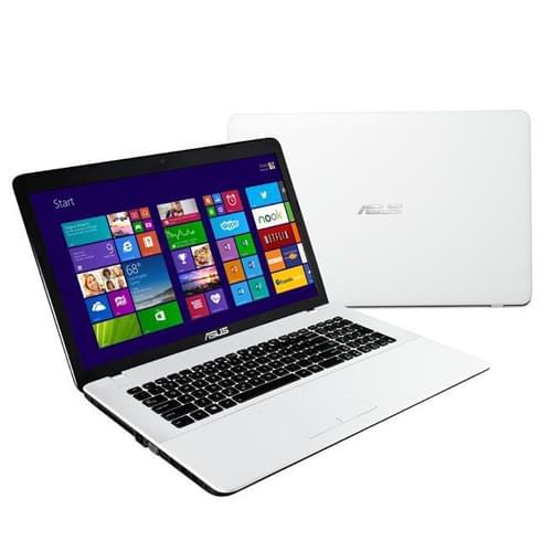 Asus X751LDV-TY127H (X751LDV-TY127H) - Achat / Vente PC Portable sur Cybertek.fr - 0