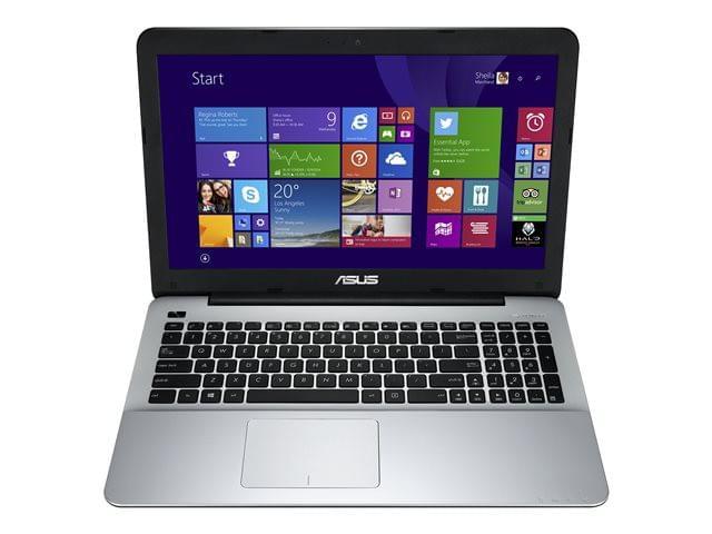 "Asus X555LJ-XO399H Blanc -i3-5010/4Go/1To/GT920/15.6""/8 (90NB08I3-M05200) - Achat / Vente PC Portable sur Cybertek.fr - 0"