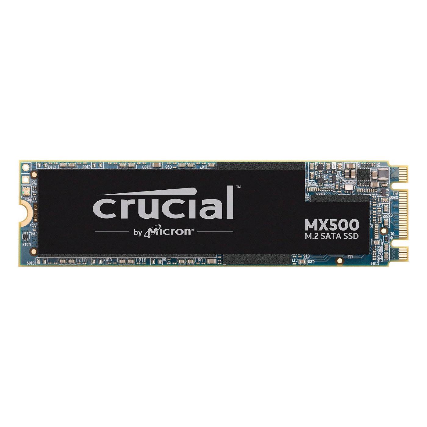 Crucial MX500 240-275Go - Disque SSD Crucial - Cybertek.fr - 0