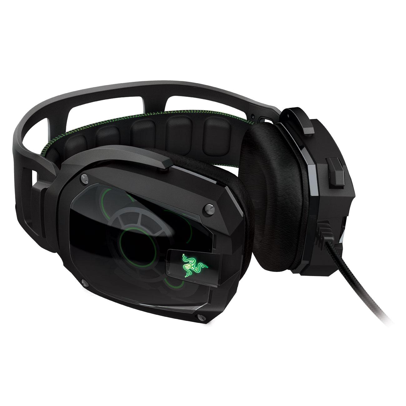 Razer Tiamat 7.1 V2 (RZ04-02070100-R3M1 **) - Achat / Vente Micro-casque sur Cybertek.fr - 2