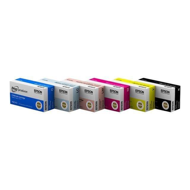 Epson Cartouche PJIC2 Cyan Clair (C13S020448) - Achat / Vente Consommable Imprimante sur Cybertek.fr - 0