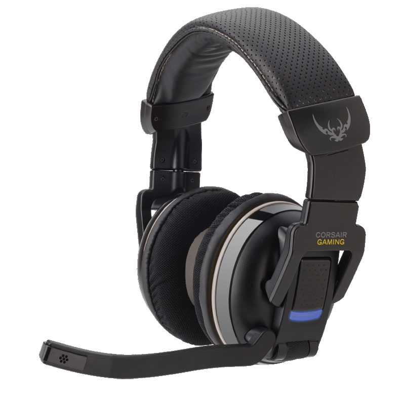Corsair Gaming H2100 Dolby 7.1 Wireless Gaming Gris (CA-9011136-EU) - Achat / Vente Micro-casque sur Cybertek.fr - 0