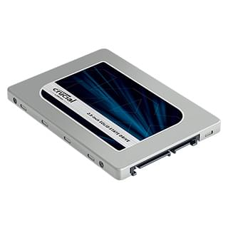 Crucial CT250MX200SSD1 240-275Go - Disque SSD Crucial - 0