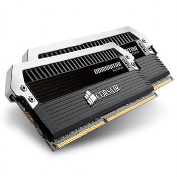 Corsair CMD16GX3M2A2400C10 (2x8Go DDR3 2400 PC19200) (CMD16GX3M2A2400C10 soldé) - Achat / Vente Mémoire PC sur Cybertek.fr - 0