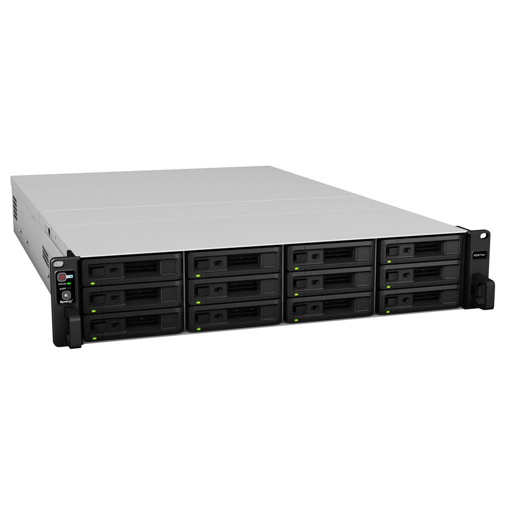 Synology RS3617XS+ - 12 HDD - Serveur NAS Synology - Cybertek.fr - 3