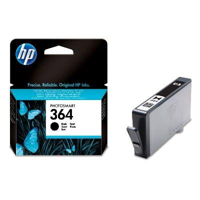 Cartouche Noire HP 364 - CB316EE pour imprimante Laser HP - 0
