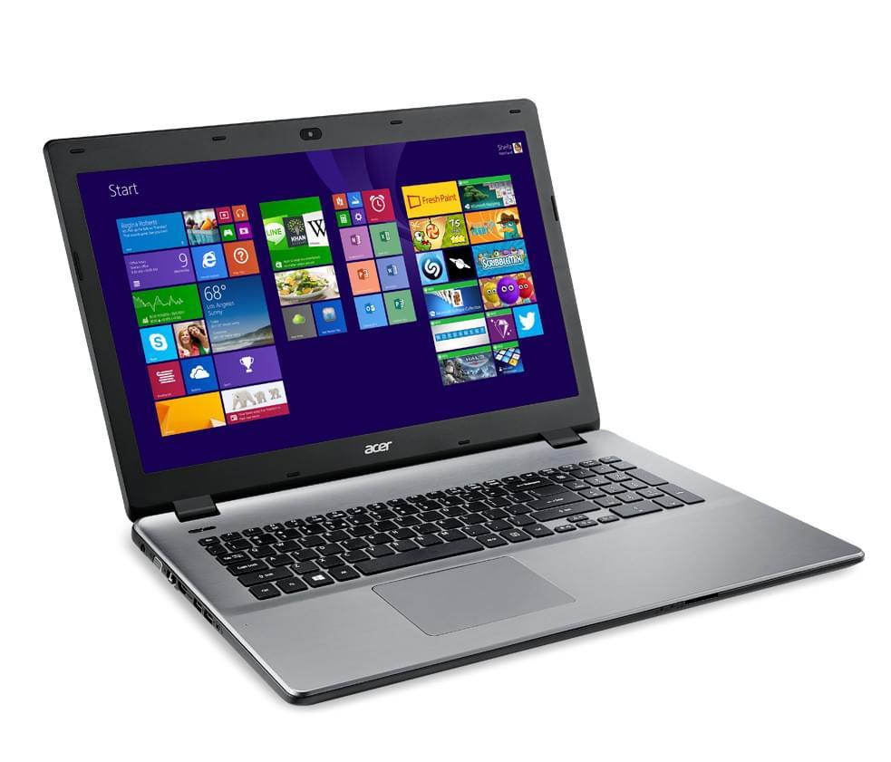 Acer E5-771G-36JA (NX.MNWEF.003) - Achat / Vente PC Portable sur Cybertek.fr - 0