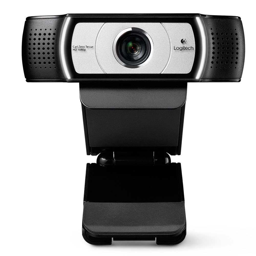 Logitech Webcam C930e 1080p wide angle - Caméra / Webcam - 0