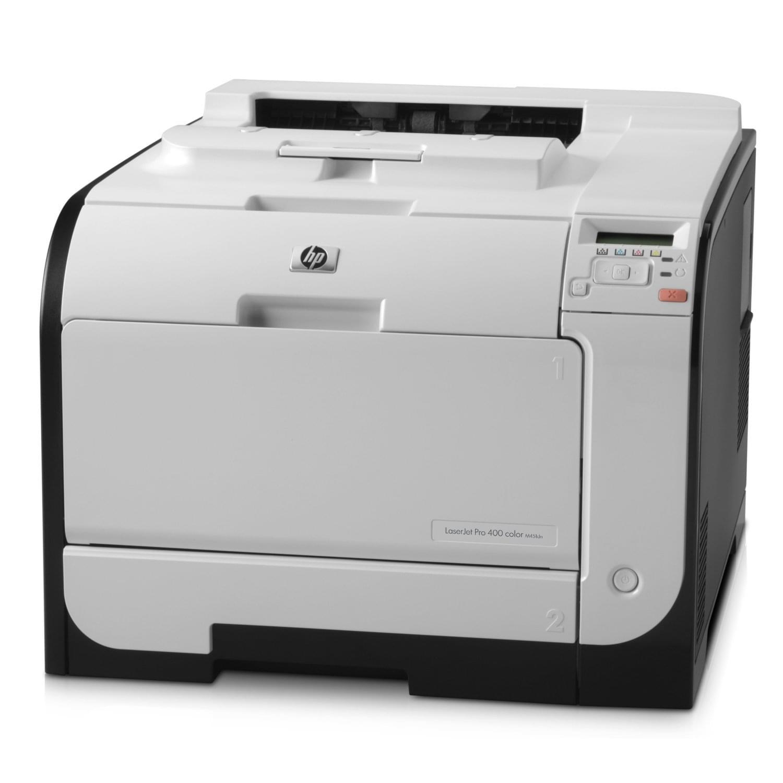 HP LaserJetPro 400 Color M451dn (CE957A#B19) - Achat / Vente Imprimante sur Cybertek.fr - 0