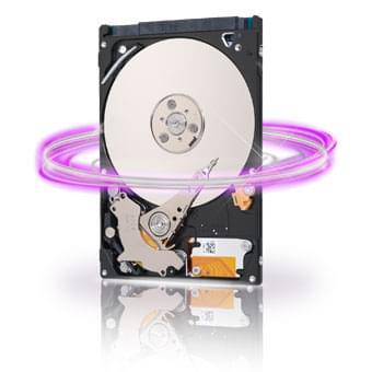 """Seagate Barracuda Laptop Thin 500Go (ST500LT012) - Achat / Vente Disque dur interne 2.5"""" sur Cybertek.fr - 0"""