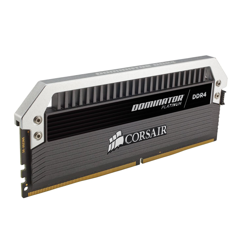 Corsair CMD64GX4M4A2666C15  64Go DDR4 2666MHz - Mémoire PC - 2
