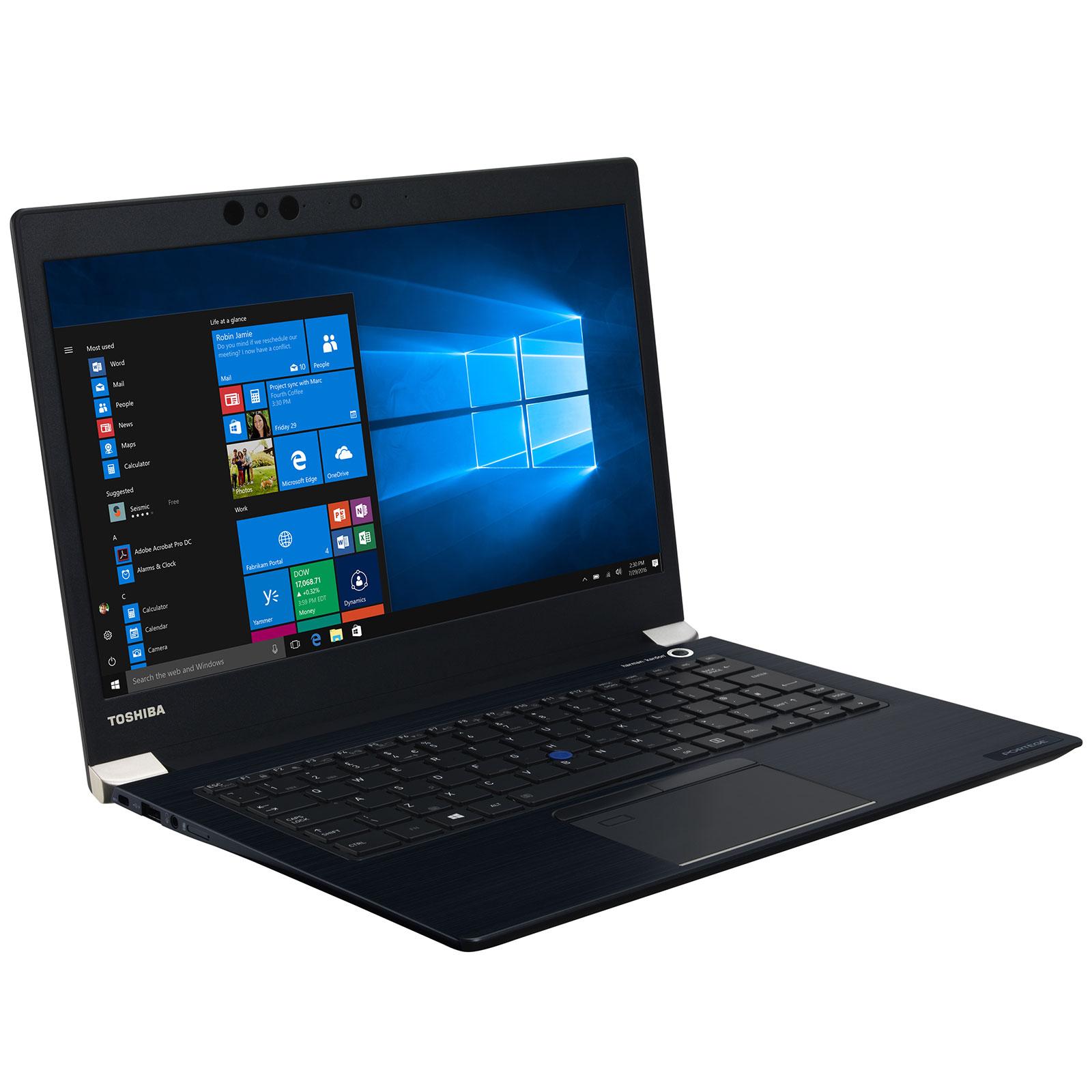 Toshiba PT272E-00S00XFR -- - PC portable Toshiba - Cybertek.fr - 0