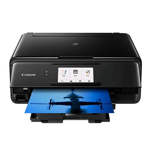 Imprimante multifonction Canon PIXMA TS8150 - Cybertek.fr - 3